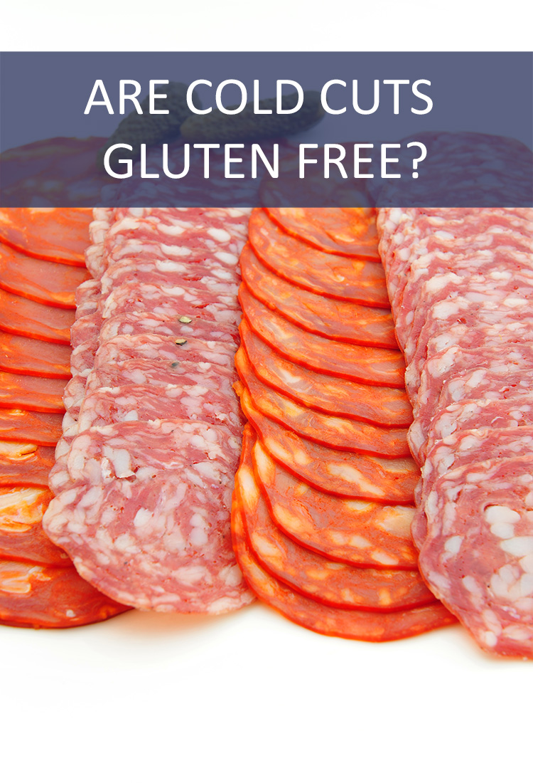 When You Go Gluten Free are You Saying Farewell to Your Favorite Lunch Time Meats? Are Cold Cuts Gluten Free?