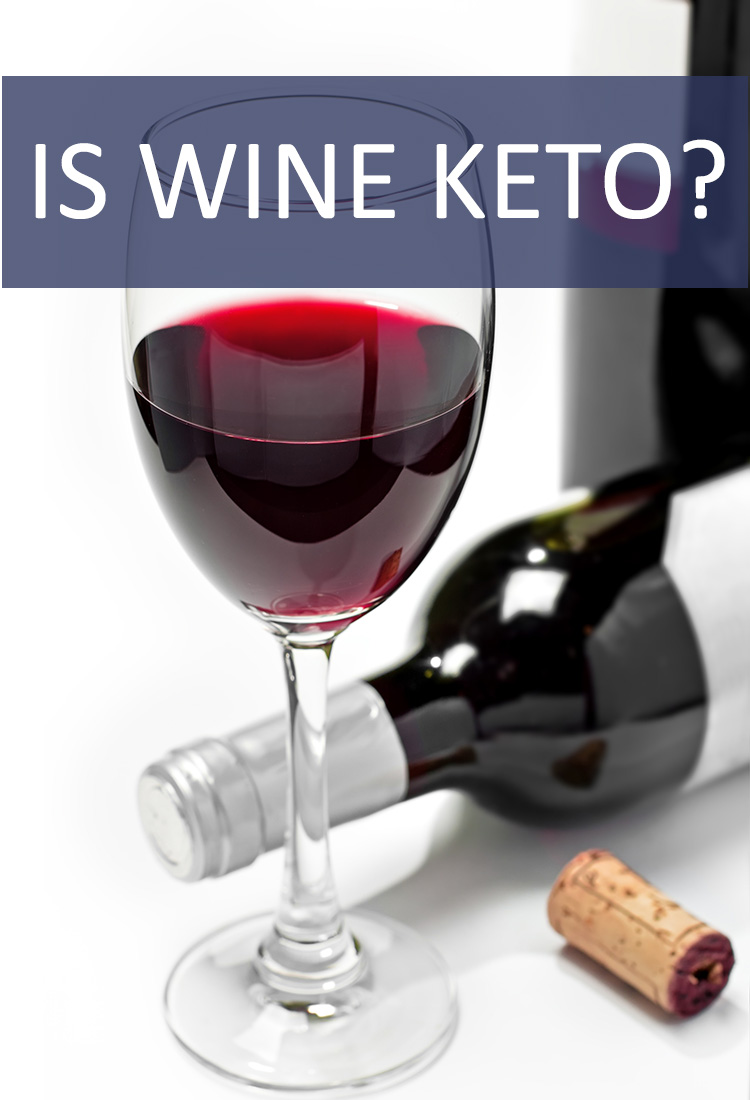 Do You Have to Give Up Your Nightly Glass of Wine if You're Doing the Keto Diet?