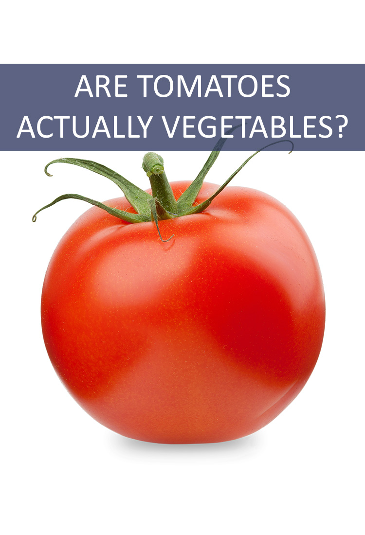 Are Tomatoes Vegetables, or are They Fruits?
