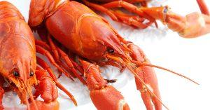 Are Crayfish Crawfish?