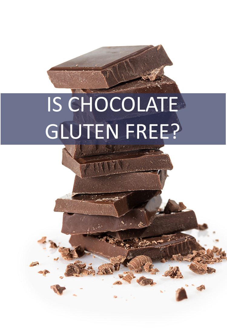 Chocolate is One of the Most Common Vices on the Planet. If You're Cutting Gluten Out of Your Life, do You Also Have to Eliminate Your Favorite Chocolate Treats?
