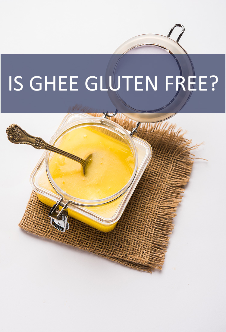 We know that ghee is a great product for people suffering from lactose intolerance. But what about gluten allergies? Does ghee contain gluten?