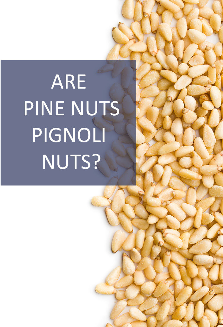 This Italian stable has an equally Italian name. But could pignoli nuts really just be pine nuts?