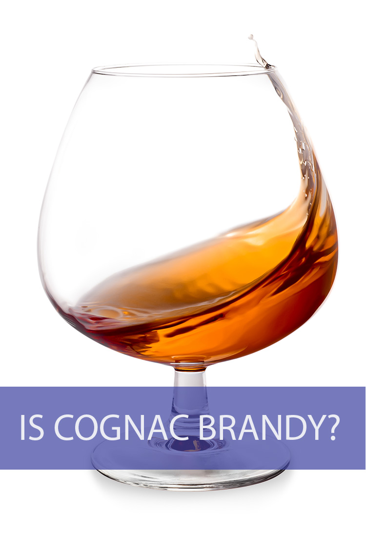 Cognac is a high-end adult beverage that can truly make an evening special. But is it just a fancy word for brandy?