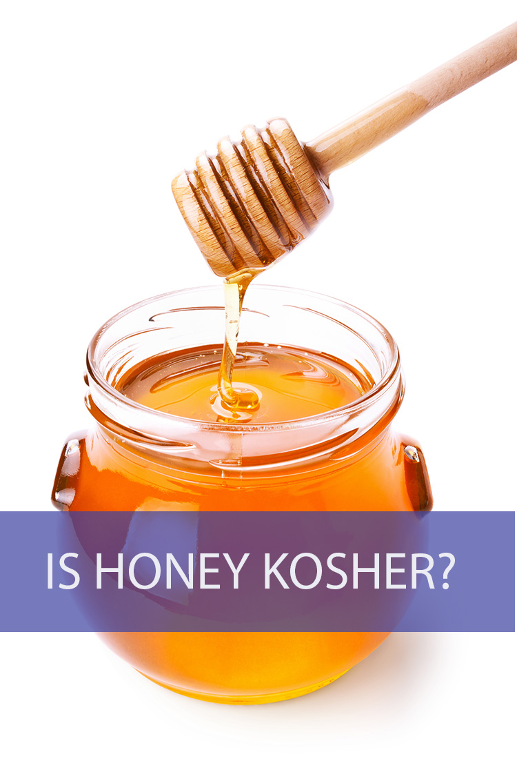 Bees and other flying insects are not considered kosher. Does that also mean honey is not allowed on a kosher diet?