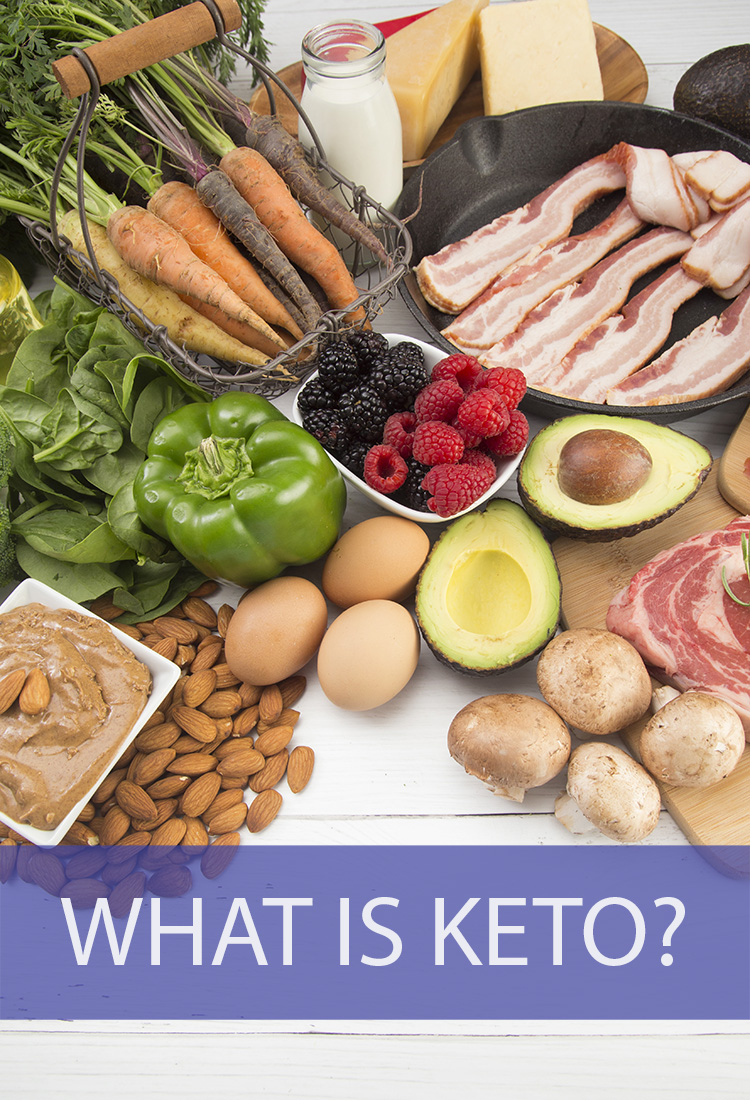 You may have heard your friends boasting about losing weight on the Keto diet. But what is it? What can you eat and not eat on it?