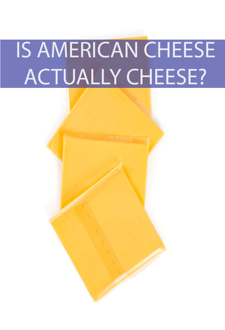 It's got cheese in the name and it's as American as Apple Pie. So American Cheese is clearly cheese…right?