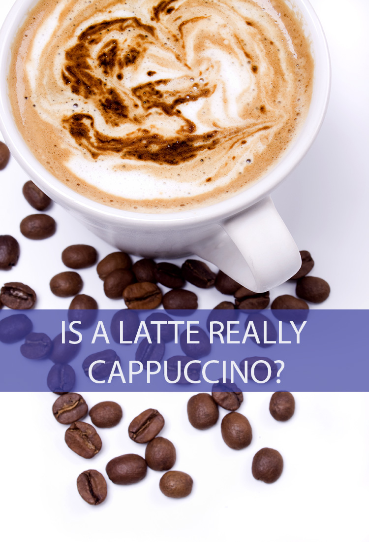 They're undoubtedly the two most popular coffee-based drinks in the world. But what's the major difference between a latte and a cappuccino?