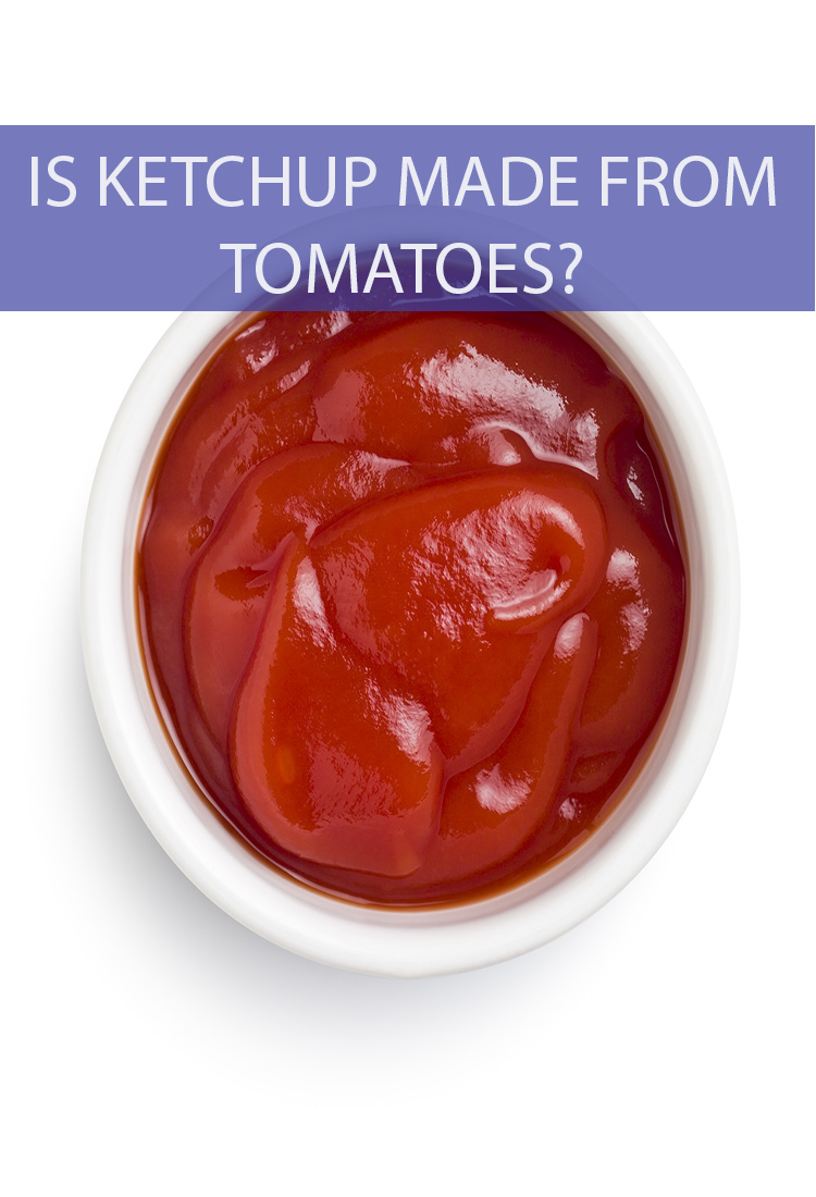 It's red and it certainly looks like it comes from tomatoes, but is ketchup really made from these red savory salad favorites? Let's find out together.