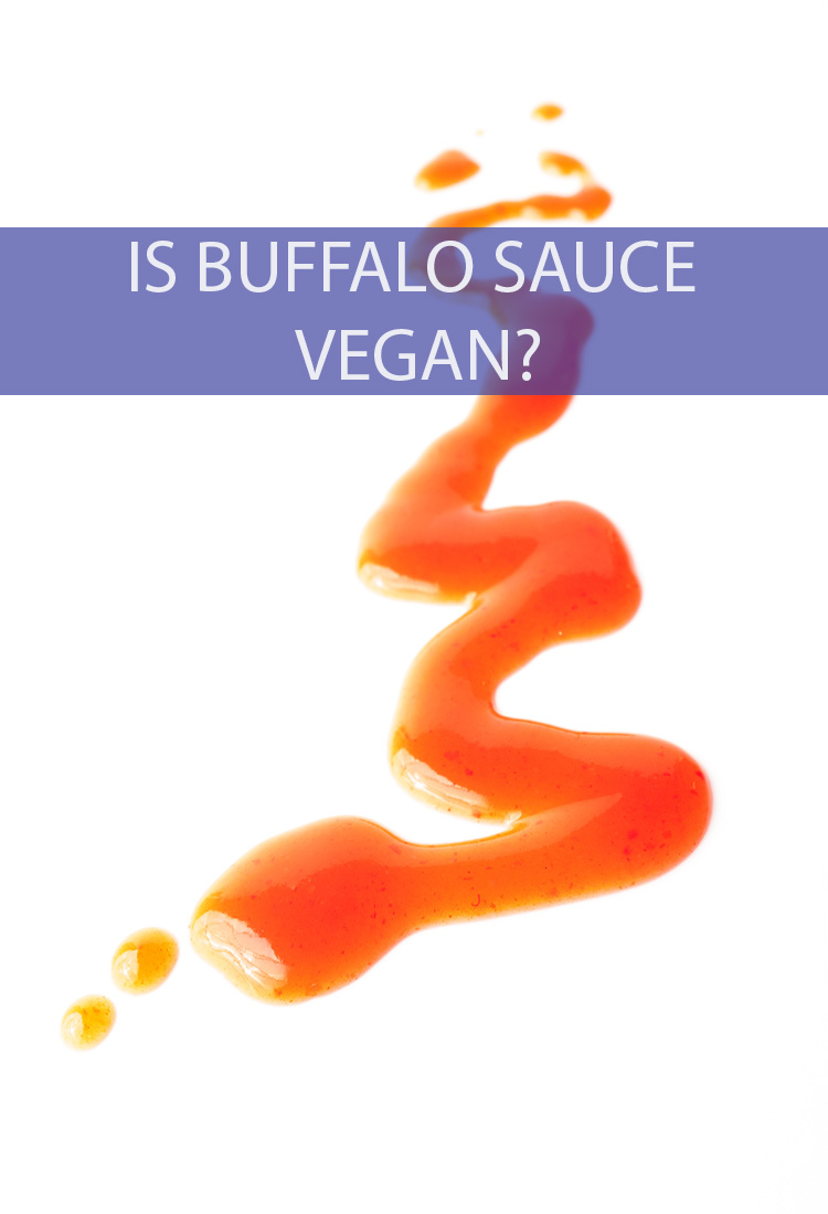 If you're following a vegan lifestyle, does that mean you can't use buffalo sauce to add some extra spice to your food?