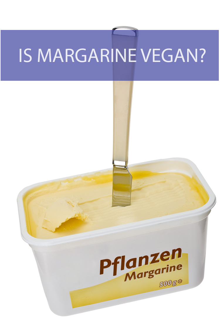 "We know that butter is one of the biggest ""don'ts"" in the vegan world, but what about margarine? Can you still indulge in this butter substitute if you're following a vegan lifestyle?"