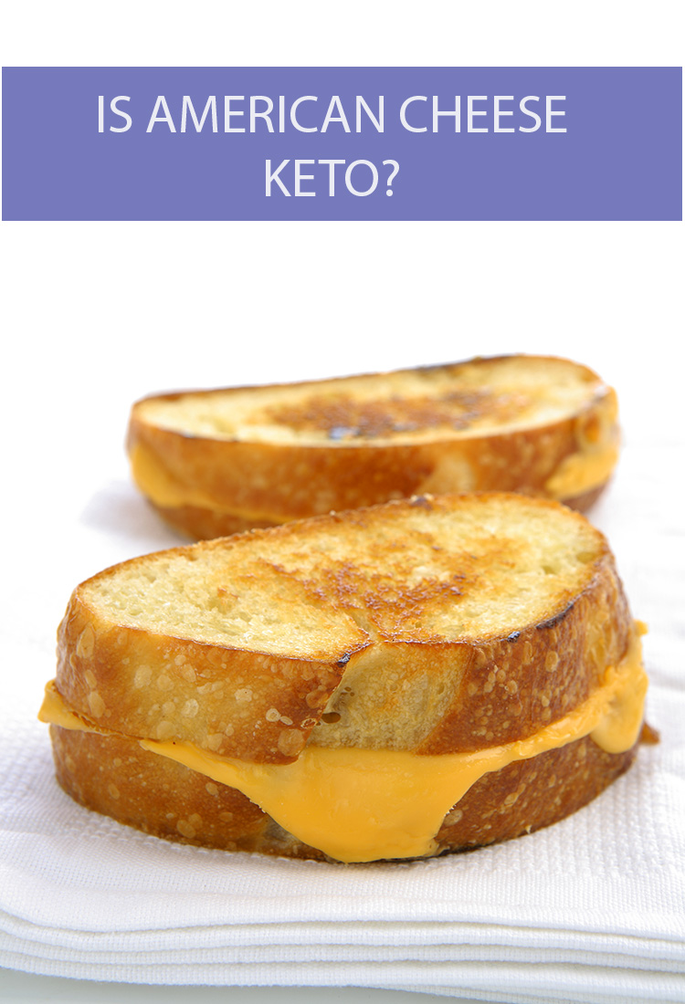 We know that the ketogenic diet allows you to eat a lot of cheeses. But what about American cheese? Is it included in the keto lifestyle?
