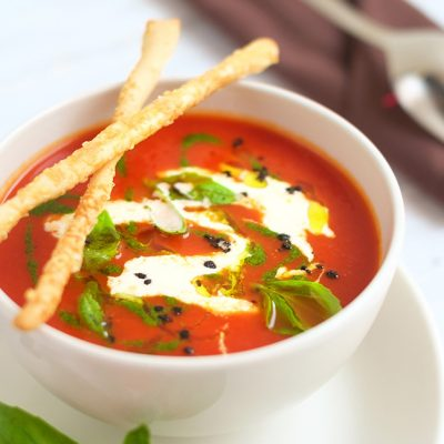 What's the Difference Between Tomato Soup, Cream of Tomato Soup, and Tomato Bisque?