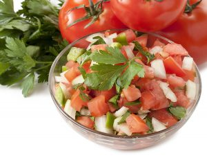 Is Salsa Pico De Gallo?